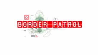 Border Patrol (TV series) - Title Card