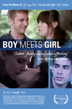 Boy Meets Girl (2014 film) - Film poster