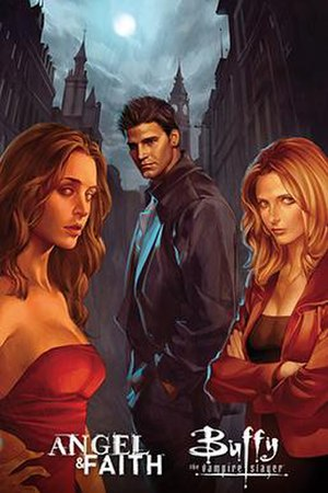 Buffy the Vampire Slayer Season Nine - Image: Buffy Season 9 promotional artwork