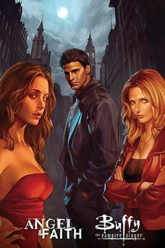 Buffy the Vampire Slayer Season Nine - Image: Buffy Season 9 promotional artwork