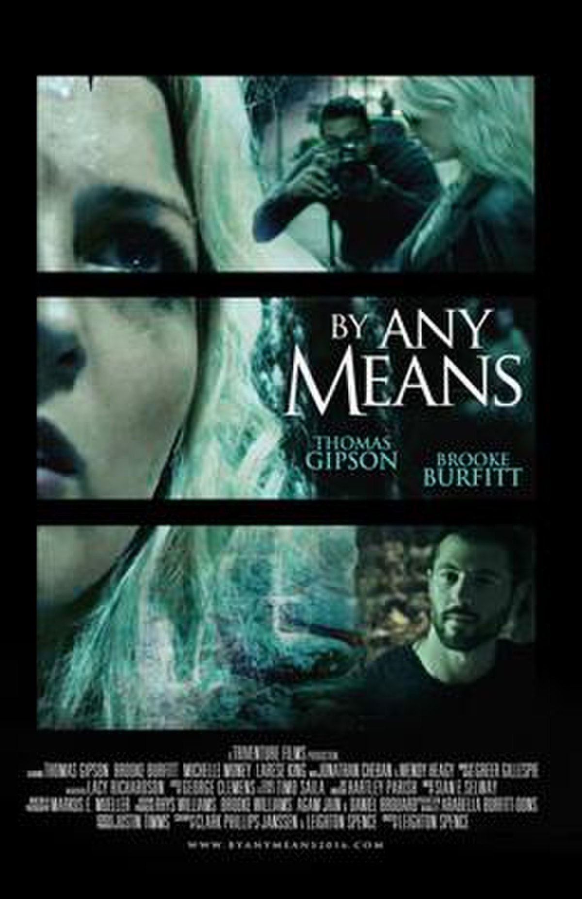 by any means film wikipedia
