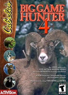 Cabela's Big Game Hunter 4 - Wikipedia