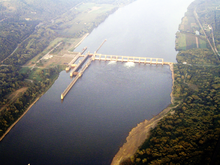 Captain Anthony Meldahl Locks and Dam photo.png