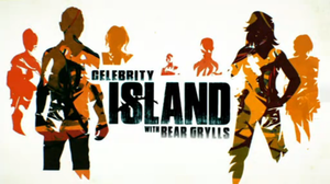 Celebrity Island with Bear Grylls - Titles cards from the second series