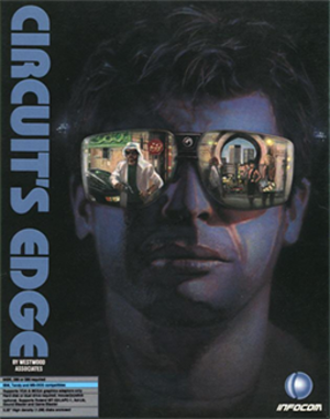 Circuit's Edge - Cover art