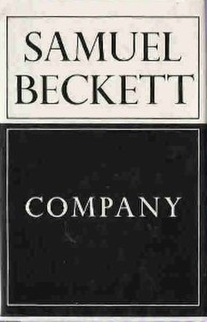Company (short story) - First edition (publ. John Calder)