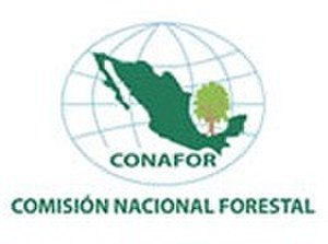 National Forestry Commission of Mexico - Logo of CONAFOR