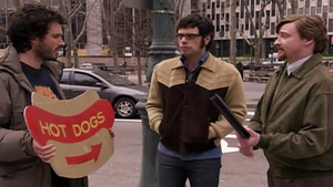 Bret Gives Up the Dream - Image: Conchords 102 Bret Gives Up The Dream
