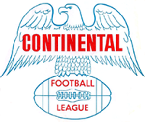 Continental Football League - Image: Continentalfoyujtr