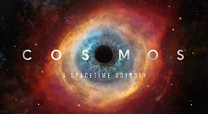 Cosmos: A Spacetime Odyssey - Image: Cosmos spacetime odyssey titlecard