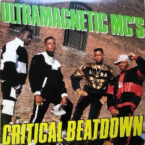 Critical Beatdown - Image: Critical Beatdown cover
