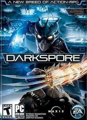 Darkspore - Darkspore cover art