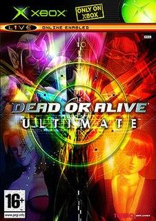 <i>Dead or Alive Ultimate</i> compilation fighting games