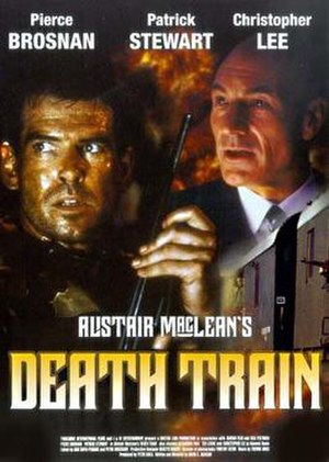 Death Train - Movie cover for Death Train