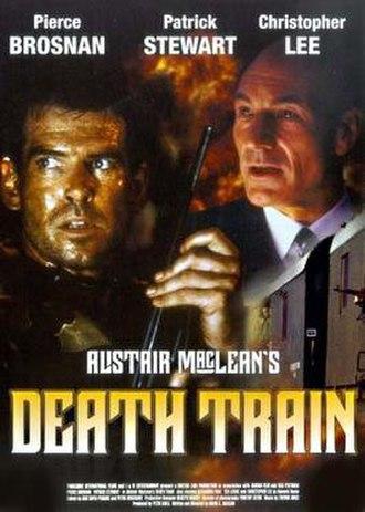 Death Train - Movie cover for Death Train