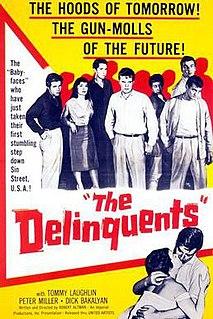 <i>The Delinquents</i> (1957 film)