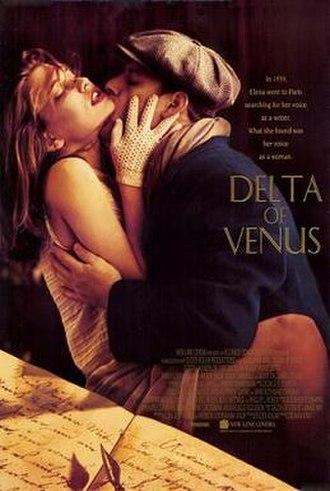 Delta of Venus (film) - Theatrical release poster