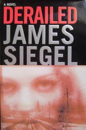 Derailed (novel) - Image: Derailed (James Siegel novel)
