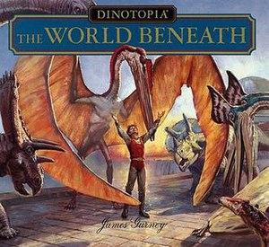Dinotopia - Cover of Dinotopia: The World Beneath.