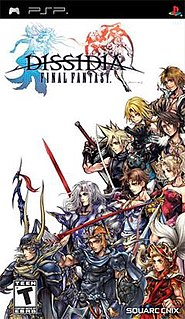 <i>Dissidia Final Fantasy</i> video game