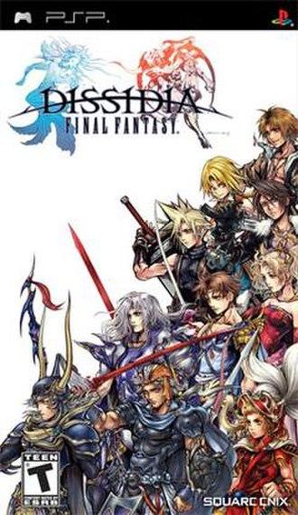 Dissidia Final Fantasy - Image: Dissidia NA Cover