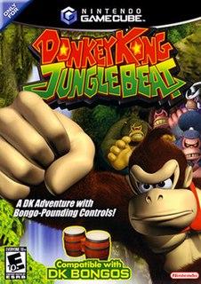 <i>Donkey Kong Jungle Beat</i> 2004 video game