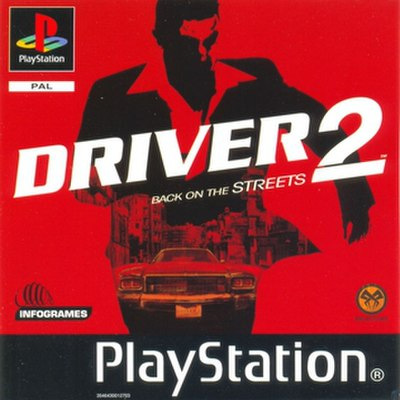 Picture of a game: Driver 2