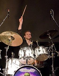 Joe Crabtree English drummer