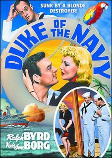 <i>Duke of the Navy</i> 1942 film by William Beaudine
