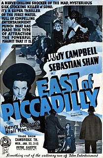<i>East of Piccadilly</i>