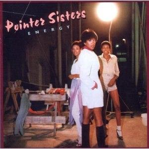 Energy (Pointer Sisters album) - Image: Energy Pointer Sisters album