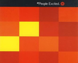 M People — Excited (studio acapella)