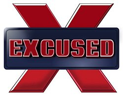 definition of excused