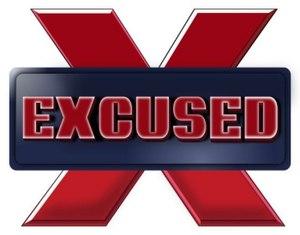 Excused - Image: Excused logo