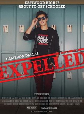 Expelled (film) - Theatrical release poster