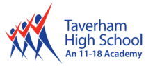 Fair use logo Taverham High School.png