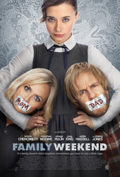 Picture of a movie: Family Weekend