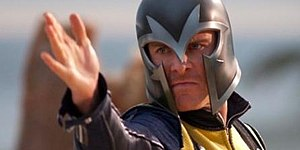 Magneto in other media - Michael Fassbender as Magneto in X-Men: First Class (2011).