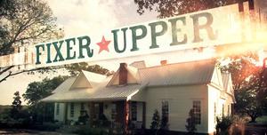 Fixer Upper (TV series) - Image: Fixer Upper logo hgtv