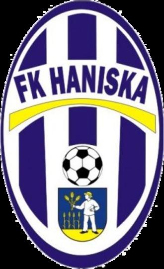 FK Haniska - Image: Fk haniska