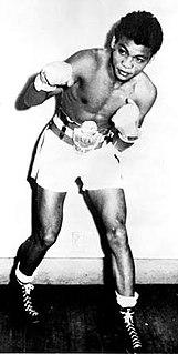 Gabriel Elorde Filipino boxer