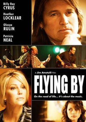 Flying By - Poster