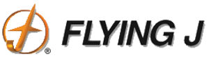 FJ Management - The legacy Flying J logo. Still used at Flying J locations operated by Pilot Flying J.