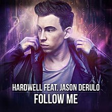 Hardwell featuring Jason Derulo — Follow Me (studio acapella)