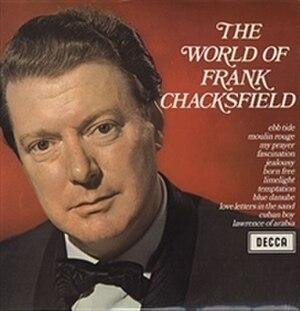 Frank Chacksfield - Image: Frank Chacksfield