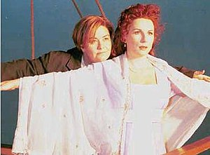 French and Saunders - French and Saunders parodying James Cameron's blockbuster film Titanic