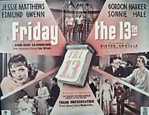 Friday the Thirteenth (1933 film) - Image: Friday the Thirteenth (1933 film)