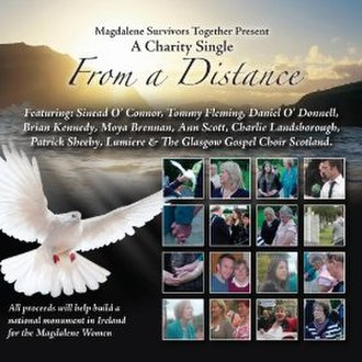 From a Distance - Image: From a distance charity single