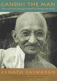 <i>Gandhi the Man</i> book by Eknath Easwaran