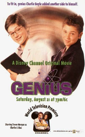 Genius (1999 film) - Promotional advertisement